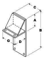 Standard-Riser-Bracket