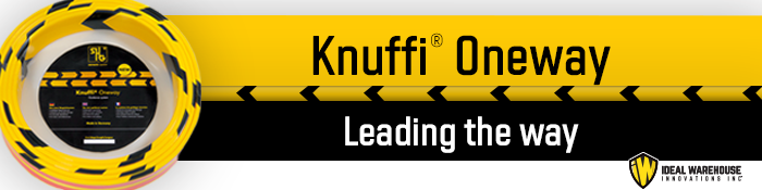 Knuffi® Oneway: Leading the way