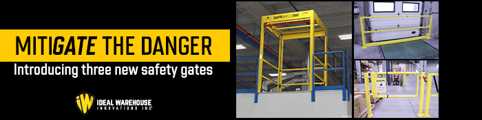 Introducing Three New Safety Gates
