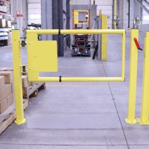 Personnel Access Gate